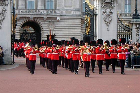 Londres y su guardia