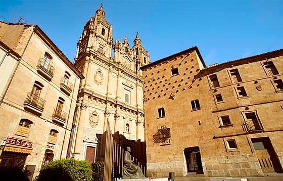 Visitar Salamanca y sus hermosos lugares