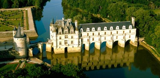 Loira en Francia valles turisticos