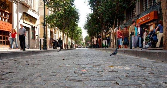 Zaragoza y sus calles turismo en España