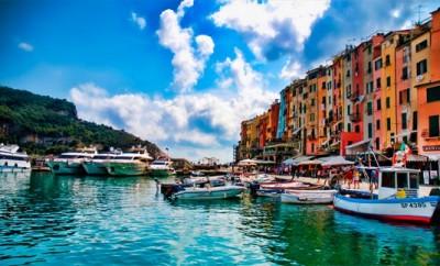 Italia y su Cinque Terre para visitar