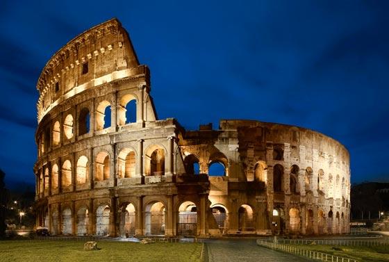 Roma y su Coliseo un viaje recomendado