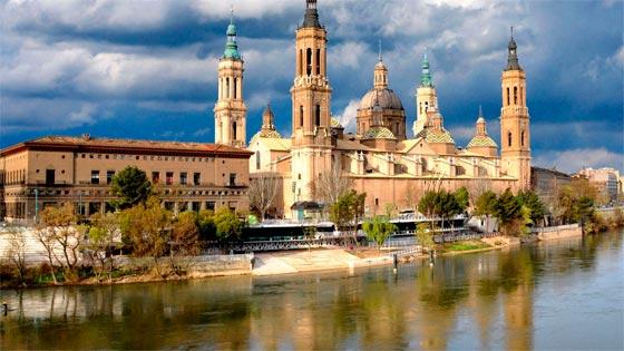 Europa y un turismo diferente en Zaragoza