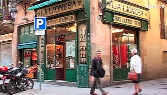 Paseos por las calles de Barcelona