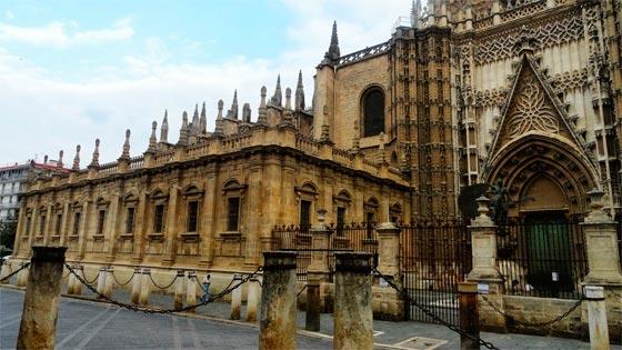 Sevilla y una catedral ünica