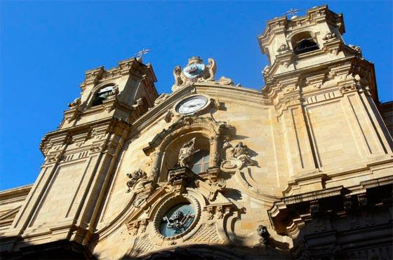 San Sebastián y sus iglesias