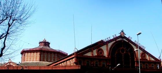 Saint Antoni turismo y viajes en Barcelona