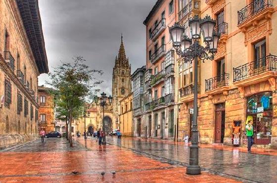 Visitar Oviedo y hacer turismo en Asturias