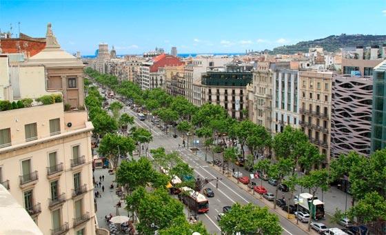 Barcelona turismo Passeig de gracia