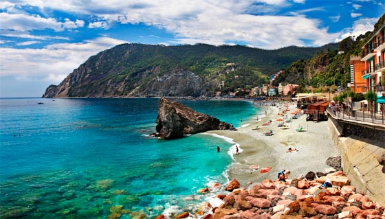 Cinque Terre un destino europeo diferente