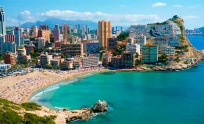 Barcelona playas turismo y descanso