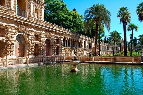 Sevilla y los Reales Alcázares