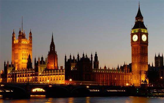 Big Ben reloj de Londres