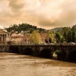 Italia: principio de los caminos de Europa