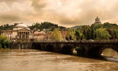 Torino un pueblo de Italia