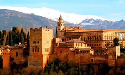 Granada turismo paquetes turísticos Europa