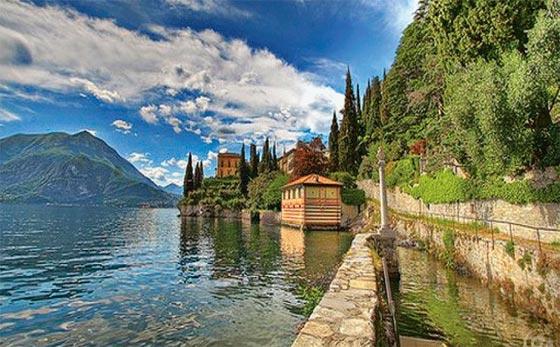 Lago Como un destino turistico