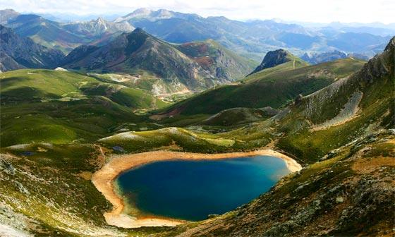 Asturias y los hermoso Picos de Europa