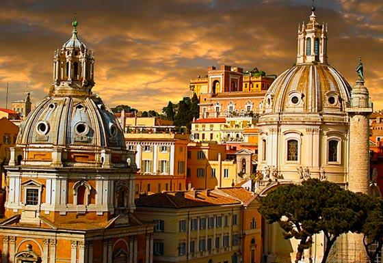 Roma un viaje al corazón de Italia