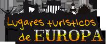 Lugares turísticos de Europa